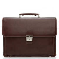 Castelijn & Beerens Realta RFID Laptoptas 15.4'' Mocca