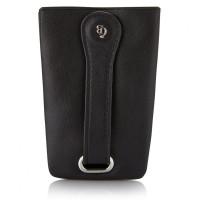 Castelijn & Beerens Vita RFID Sleuteletui Klok Black