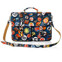 OldSchool Bags Schooltas Extra Large Happy Collectors Special Fashion Edition
