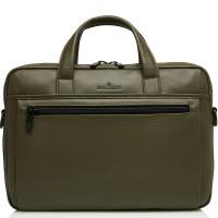 """Castelijn & Beerens Nappa X Charlie Laptoptas 15.6"""" Groen 9473"""