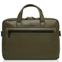 """Castelijn & Beerens Nappa X Echo Laptoptas 15.6"""" Groen 9472"""
