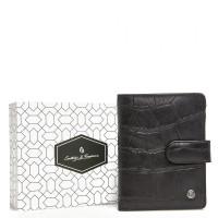 Castelijn & Beerens Giftbox Ritsportemonnee RFID 5415 Zwart