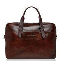 Castelijn & Beerens Rien Laptoptas 15.6'' RFID Cognac 9472