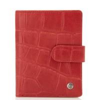 Castelijn & Beerens Cocco RFID Dames Portemonnee Rits Rood 5415