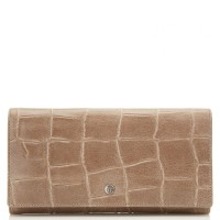 Castelijn & Beerens Cocco RFID Dames Portemonnee Taupe 3386