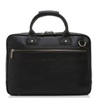 Castelijn & Beerens Firenze Business Laptoptas 15.6'' Black 9472