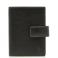 Castelijn & Beerens Canyon RFID Mini Wallet Creditcard Black
