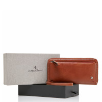 Castelijn & Beerens Carisma Giftbox Smartphone Clutch RFID Lichtbruin 5518