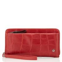 Castelijn & Beerens Cocco RFID Smartphone Rits Portemonnee Red