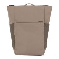 Salzen Vertiplorer Plain Backpack Hammada Brown