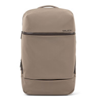 Salzen Savvy Fabric Daypack Backpack Hammada Brown