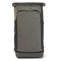 Salzen Triplete Travel Bag Backpack Olive Grey