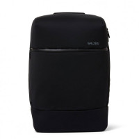 Salzen Sharp Fabric Business Backpack Phantom Black