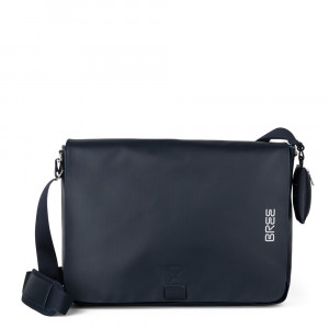 Bree Punch 711 Messenger L Blue