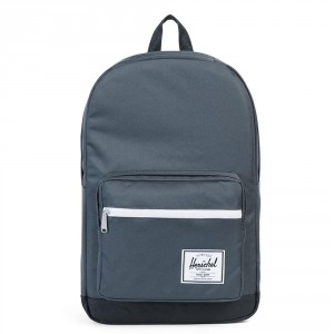Herschel Pop Quiz Rugzak Dark Shadow/Black