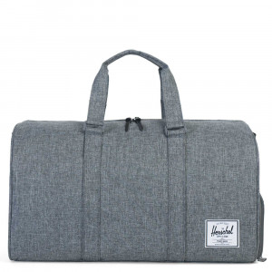 Herschel Novel Reistas Raven Crosshatch