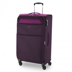Gabol Cloud Large Trolley 79 Purple
