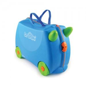 Trunki Ride-On Kinderkoffer Tierrance