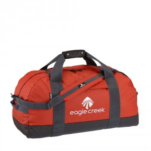 Eagle Creek No Matter What Duffel Medium Red Clay
