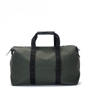 Rains Original Weekend Bag Green