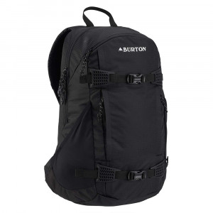 Burton Day Hiker 25L Rugzak Black Ripstop