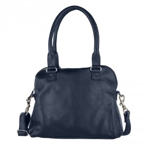 Cowboysbag Bag Carfin Schoudertas Navy 1645