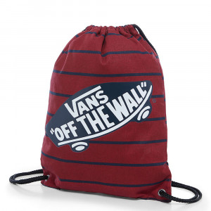 Vans Benched Bag Novelty Tibetan Red Stripe