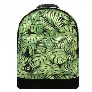 Mi-Pac Tropical Rugzak Leaf Black