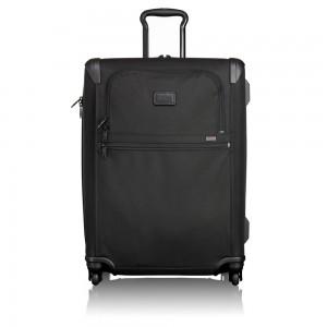 Tumi Alpha 2 Travel Short Tripe 4 Wheel Packing Case Expandable 66 Black