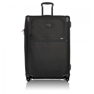 Tumi Alpha 2 Travel Medium Trip 4 Wheel Packing Case Expandable 73,5cm Black