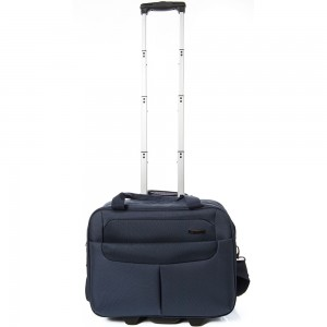 Line New Denton Rolling Tote Trolley 17'' Navy