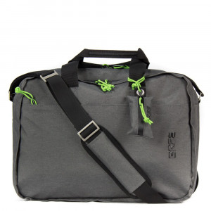 Bree Punch 67 Style Briefcase Slate