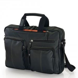 """Gabol Exe Briefcase 15.6"""" 1 Black"""