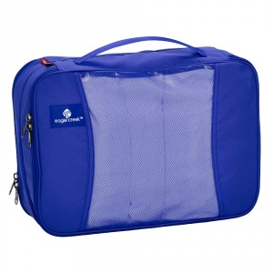 Eagle Creek Pack-It Original Clean Dirty Cube Blue Sea