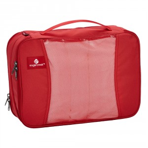 Eagle Creek Pack-It Original Clean Dirty Cube Red Fire