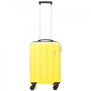 Line Fuse Handbagage 4 Wheel Spinner Yellow