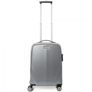 Bamex Handbagage Trolley Miami Silver