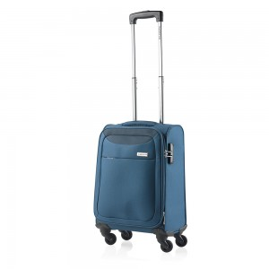 CarryOn Air Handbagage Spinner 55 Steel Blue