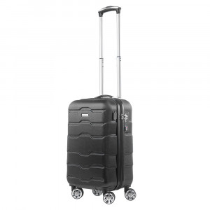 CarryOn Transfer Handbagage Trolley 55 Black