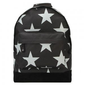 Mi-Pac Stars XL Rugzak Black/Grey