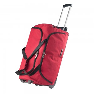 CarryOn Daily Wieltas Red