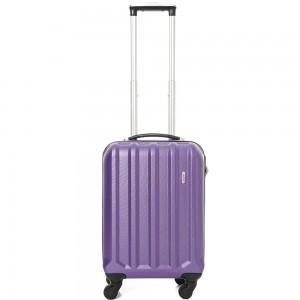 Line Fuse Handbagage 4 Wheel Spinner Purple