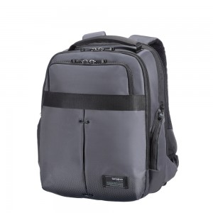 "Samsonite Cityvibe Laptop Backpack 13-14"" Expandable Ash Grey"