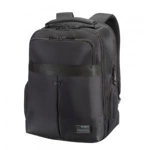 "Samsonite Cityvibe Laptop Backpack 15-16"" Expandable Jet Black"