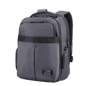 "Samsonite Cityvibe Laptop Backpack 15-16"" Expandable Ash Grey"