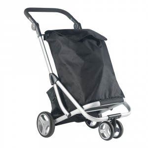 CarryOn Shopping Cruiser 3 Wheels Black