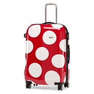 Claymore Fashion Dots Trolley 71 Red