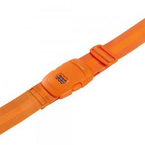 Samsonite Travel Accessoires Kofferriem met Cijferslot Orange