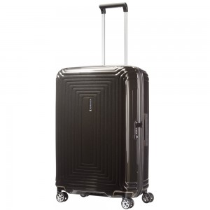 Samsonite Neopulse Spinner 69 Metallic Black