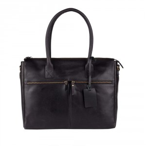 Burkely Vintage Valerie Laptop Bag Black 698822